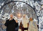 В столице стартовал крупнейший новогодний фестиваль