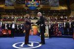 Белорусские телеканалы отказались транслировать вручение Нобелевской премии