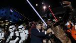 ВЛос-Анджелесе споказа «Звездных войн» эвакуировали людей