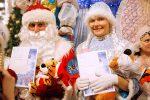 Заработная плата Снегурочки превосходит заработок Деда Мороза