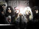 Группа Guns N' Roses воссоединится в уникальном составе