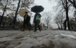 Аномально теплая погода установилась в столице России