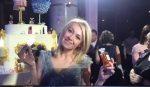 Яна Рудковская отметила день рождения следенцами Chanel