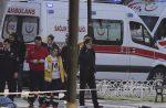В центре Стамбула прогремел сильнейший взрыв