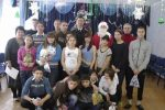 ВПсковской области продолжается акция «Полицейский дедушка Мороз»