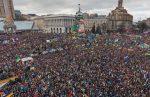 Французский канал продемонстрировал фильм особытиях на«майдане»