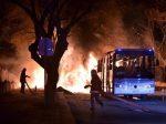 Мощнейший взрыв вАнкаре: погибли 28 человек