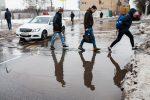 МЧС: В российской столице сохраняется угроза ледяного дождя