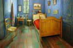 ВЧикаго воссоздали «Спальню вАрле» Ван Гога