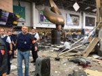 Ваэропорту Брюсселя произошла серия взрывов