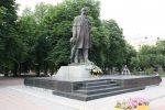 ВМакеевке «забыли» огодовщине содня рождения Тараса Шевченко