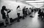 Особое жюри выбрало 30 музыкантов для выступления встоличном метро
