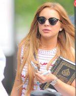 Линдси Лохан размышляет опринятии ислама