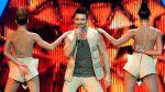 Сергей Лазарев победил конкурентов до«Евровидения»