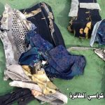 Крушение самолета Egyptair: появилось видео поисковой операции