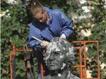 Втекущем году в российской столице починят свыше 40 произведений актуальной для нашего времени монументальной скульптуры