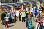 ВПетербурге открылся книжный салон