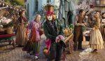 Джонни Депп посетил премьеру «Алисы вЗазеркалье»