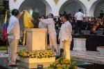 Прах Маркеса похоронили народине через два года после смерти
